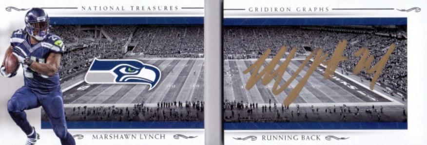 2016 Panini National Treasures Football Cards 31