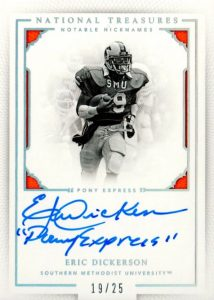 Top 10 Eric Dickerson Football Cards 5