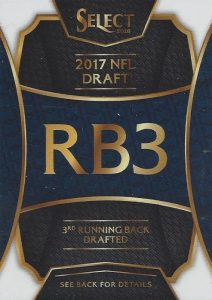2016 Panini Select Football Cards 25