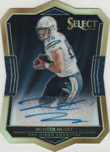 2016 Panini Select Football Cards 30