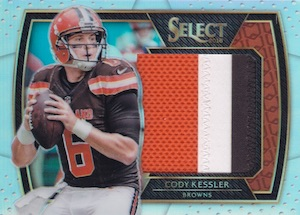 2016 Panini Select Football Cards 32