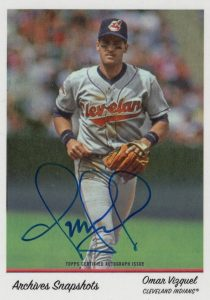Top 10 Omar Vizquel Baseball Cards 2