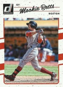 2017 Donruss Baseball Variations Guide 3