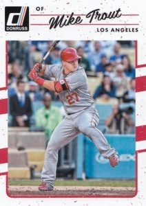 2017 Donruss Baseball Variations Guide 19