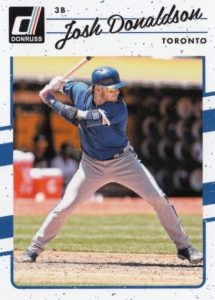 2017 Donruss Baseball Variations Guide 24