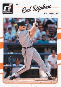 2017 Donruss Baseball Variations Guide 28
