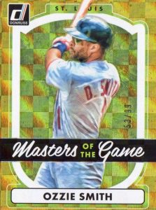 2017 Donruss Baseball Cards 29