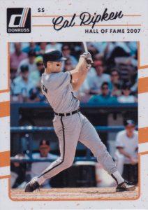 2017 Donruss Baseball Variations Guide 29