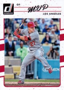2017 Donruss Baseball Variations Guide 20