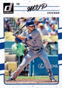 2017 Donruss Baseball Variations Guide 7