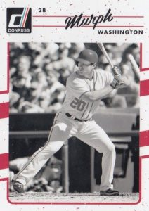 2017 Donruss Baseball Variations Guide 27