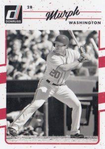 2017 Donruss Baseball Variations Guide 27