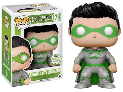 2017 Funko Emerald City Comicon Exclusives Guide and Shared List 2