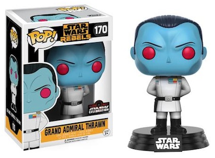 Funko Pop Star Wars Rebels Vinyl Figures Checklist and Gallery 36
