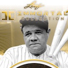 2017 Leaf Babe Ruth Immortal Collection Baseball Cards