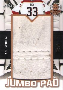 2017 Leaf Masked Men Hockey Cards - Checklist Added 23