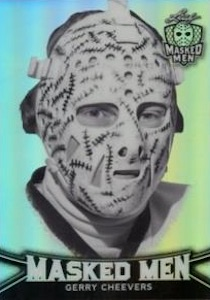 2017 Leaf Masked Men Hockey Cards - Checklist Added 24