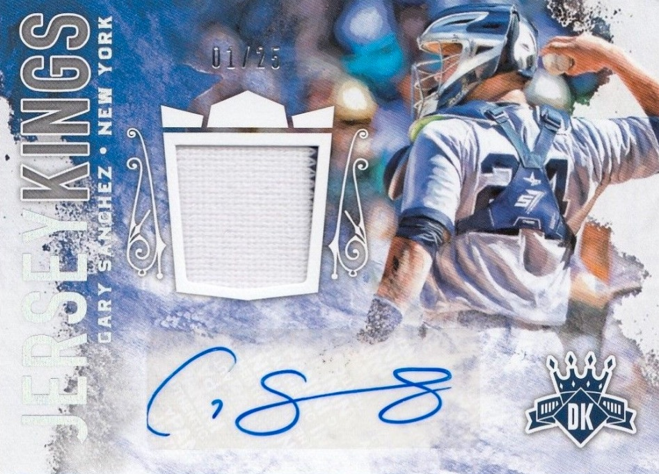 2017 Panini Diamond Kings Baseball Cards 33