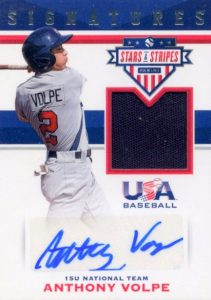 2017 Panini Stars and Stripes USA Baseball Cards 21