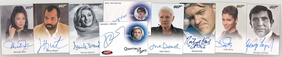 2017 Rittenhouse James Bond Archives Final Edition Trading Cards 4