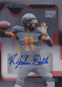 2017 Sage Hit Premier Draft Series Football Cards - High Series Checklist 27