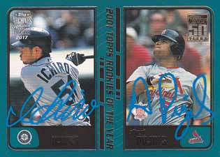 Image result for images 2017 Topps Archives Signature Series