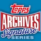 2017 Topps Archives Signature Series Baseball
