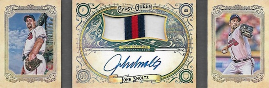 2017 Topps Gypsy Queen Baseball