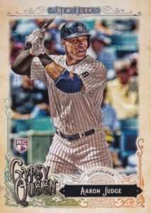 Aaron Judge Rookie Cards Checklist and Key Prospects 55