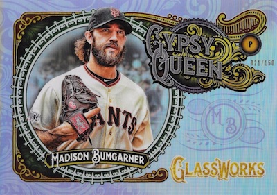 2017 Topps Gypsy Queen Baseball Cards 30