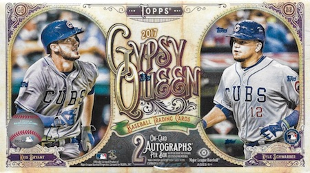 2017 Topps Gypsy Queen Baseball Cards 32