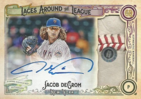 2017 Topps Gypsy Queen Baseball Cards 28
