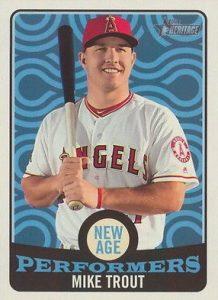 2017 Topps Heritage Baseball Cards 38