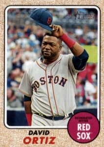 Full 2017 Topps Heritage Baseball Variations Checklist and Gallery 193