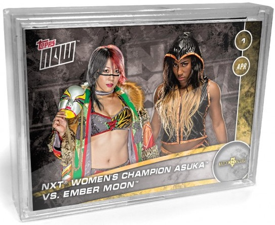 2017 Topps Now WWE Trading Cards 43
