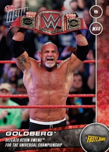 2017 Topps Now WWE Trading Cards 24