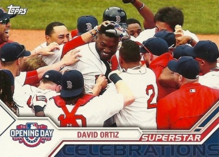 2017 Topps Opening Day Baseball Cards 32