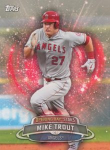 2017 Topps Opening Day Baseball Cards 30