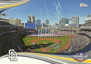 2017 Topps Opening Day Baseball Cards 28