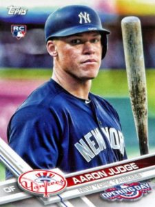 Aaron Judge Rookie Cards Checklist and Key Prospects 73