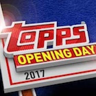 2017 Topps Opening Day Baseball Cards