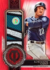 2017 Topps Tribute Baseball Cards 27