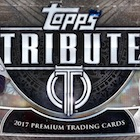 2017 Topps Tribute Baseball Cards