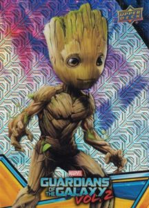 2017 Upper Deck Guardians of the Galaxy Vol. 2 Promo Cards 23