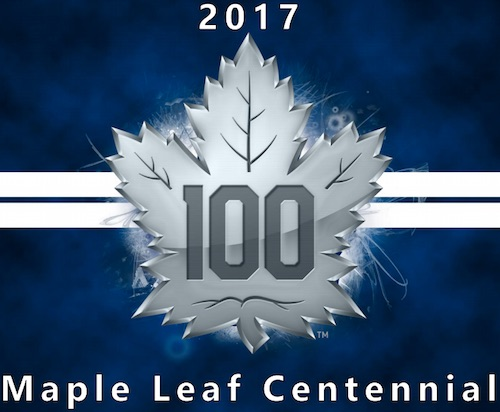 2017 Upper Deck Toronto Maple Leafs Centennial Hockey