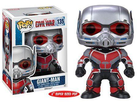 Ultimate Funko Pop Ant-Man Figures Checklist and Gallery 24