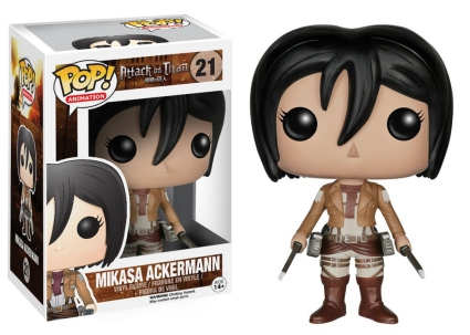 Ultimate Funko Pop Attack on Titan Figures Checklist and Gallery 5