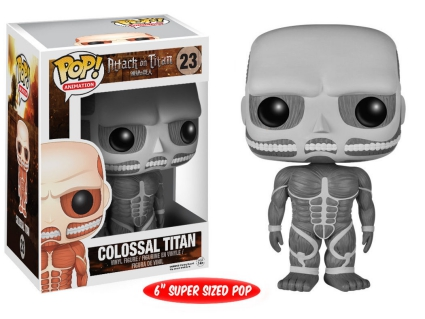 Ultimate Funko Pop Attack on Titan Figures Checklist and Gallery 9