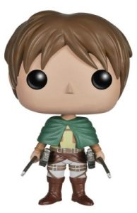 Ultimate Funko Pop Attack on Titan Figures Checklist and Gallery 1