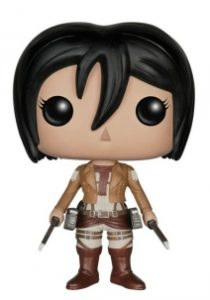 Ultimate Funko Pop Attack on Titan Figures Checklist and Gallery 2
